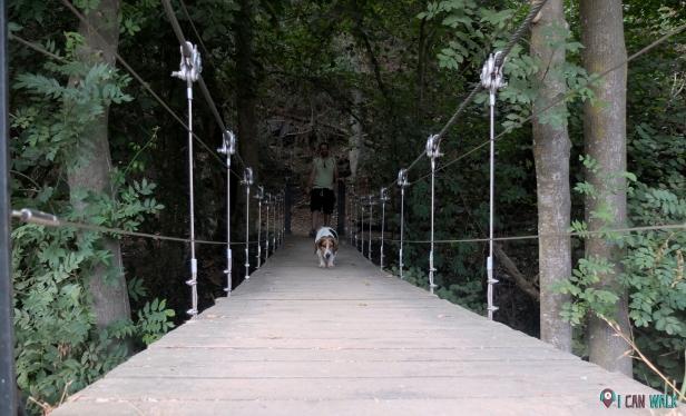 Puente que se mueve