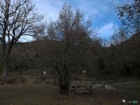Fageda Grevolosa, zona picnic Sant Nazari
