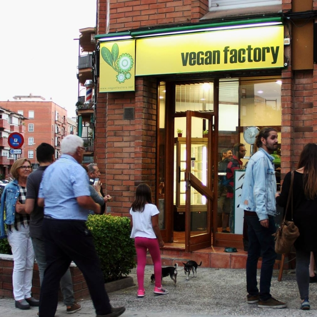 vegan factory