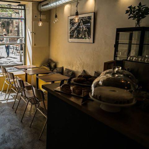 hush hush cafeteria petfriendly en barcelona