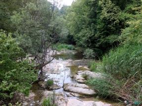 más zonas de agua