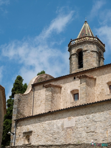 Iglesia de Vidrà