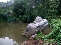 Zona del Gorg de les Elies