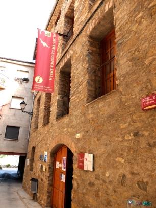 paseo por Isona, Museo Conda Dellà