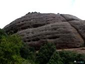 vistas tras las roques de la coca