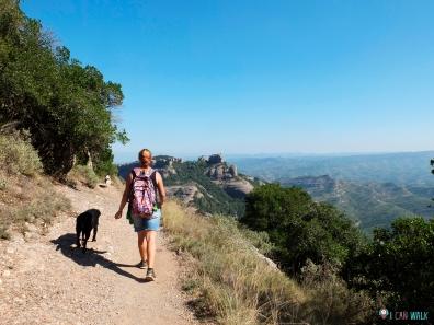 Camino a Simanya