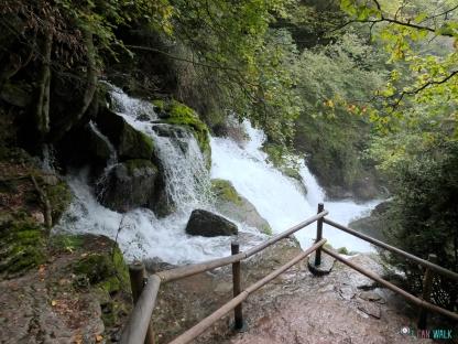 zona de les fonts del Llobregat
