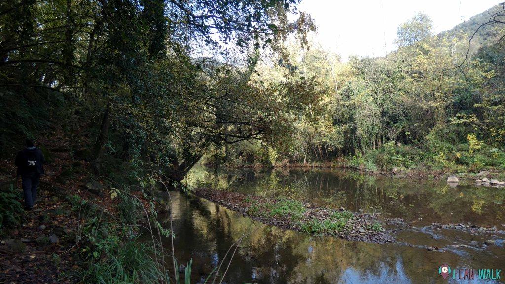 tramo de río
